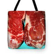 New York Steak Raw Tote Bag