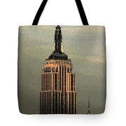 New York Watercolor 1 Tote Bag