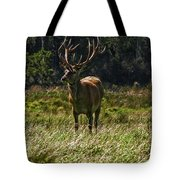 New Zealand Elk Tote Bag