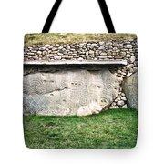 Newgrange Runes Tote Bag