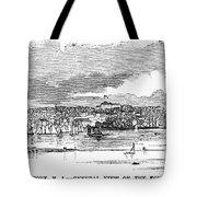 Newport, 1853 Tote Bag