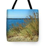 Newport Bay In Oregon Tote Bag
