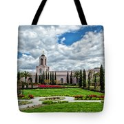 Newport Beach Temple  Tote Bag