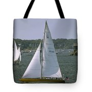 Newport Sailing Tote Bag