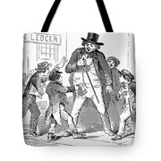 Newsboys, 1854 Tote Bag
