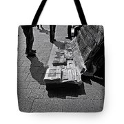 Newspaper Stand 2 - Vienna Tote Bag