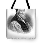 Nicholas Ridley (1500-1555) Tote Bag