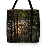 Nichols Lake Tote Bag