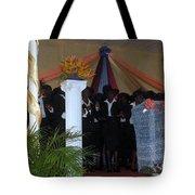 Nigerian Church Choir Tote Bag