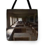 Nigerian Classroom Science Lab Tote Bag