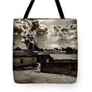 Nigerian Suburb Tote Bag