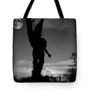 Night Angel Tote Bag