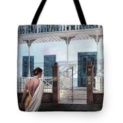 Night At The Museum Tote Bag