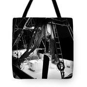 Night Boat Tote Bag