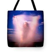 Night Ghost Tote Bag