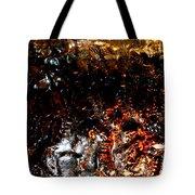Night Ice Tote Bag