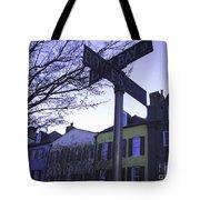 Night In Savannah Tote Bag