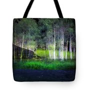 Night Magic I Tote Bag