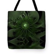 Night Secrets Of Rivers Tote Bag