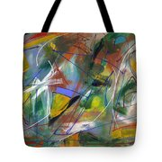 Night Songs Tote Bag