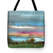 Nightfall 27 Tote Bag
