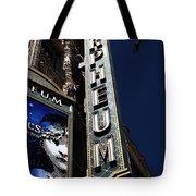 Nightfall At The Orpheum - San Francisco California - 5d17991 Tote Bag