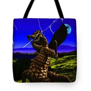 Nightmare After Midnight Tote Bag