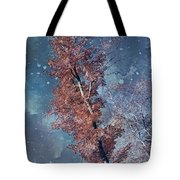 Nighty Tree Tote Bag