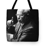 Nikita Khrushchev Tote Bag