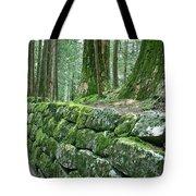 Nikko Moss Tote Bag