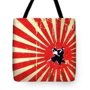 Ninjas Tote Bag