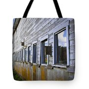 Nisqually Wildlife Refuge P18 The Barn Tote Bag