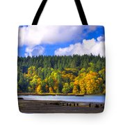 Nisqually Wildlife Refuge P24 Tote Bag