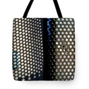 Nitty Griddy Tote Bag