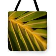 Niu - Cocos Nucifera - Hawaiian Coconut Palm Frond Tote Bag