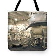 Nmr Spectrometer Tote Bag