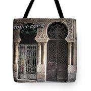 No Copy Tote Bag by Arlene Carmel