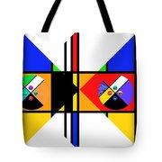 No Go Blavatsky Tote Bag