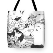 No Ordinary Dream Tote Bag