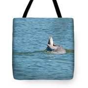 No Snook Limit For This Guy Tote Bag