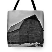 Noble Barn Tote Bag