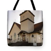 Noble Church Tote Bag