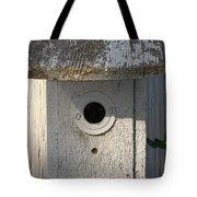 Nobody Home Tote Bag