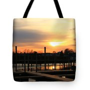 Nobody There Tote Bag