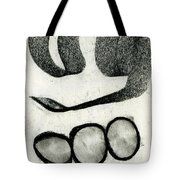 Nobody's Art Tote Bag