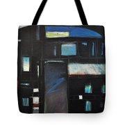 Nocturnal Fragments Tote Bag