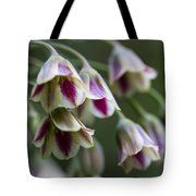 Nodding Bells. Tote Bag