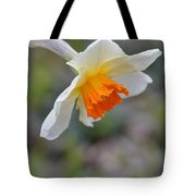 Nodding Narcissus Tote Bag