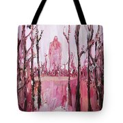 None Can Reach Heaven Who Has Not Passed Through Hell Tote Bag