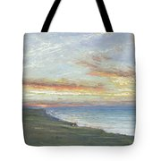 Norfolk Coast Tote Bag